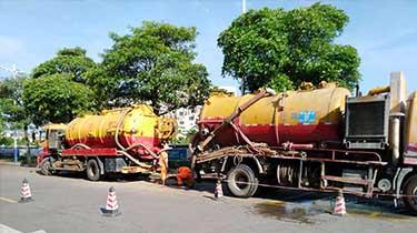 花都城区排水管网结构性隐患修复项目(东片区